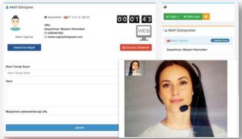 Live Chat Destek